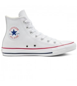 Sneakers botín piel CONVERSE CHUCK TAYLOR ALL STAR LEATHER - 132169C