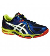 Zapatillas/ASICS:GEL VOLLEY ELITE 3 7 NAVY/WHITE/L