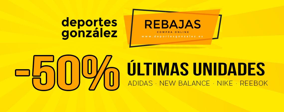 Tu tienda online de deportes   Deportes González S.L.